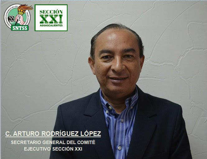 C. Arturo Rodríguez López