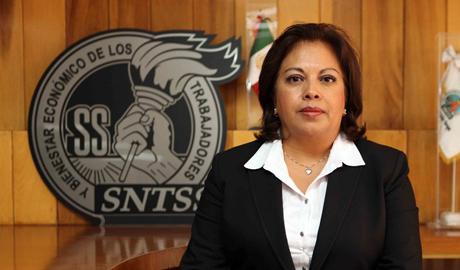 Enfermera Leticia Lozano Martínez