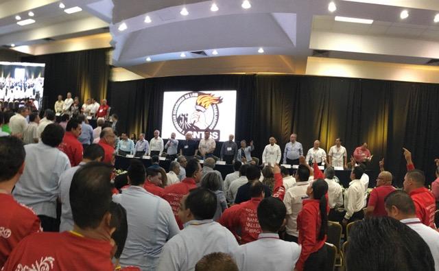 Chiapas asiste a LXXI Consejo Nacional Ordinario