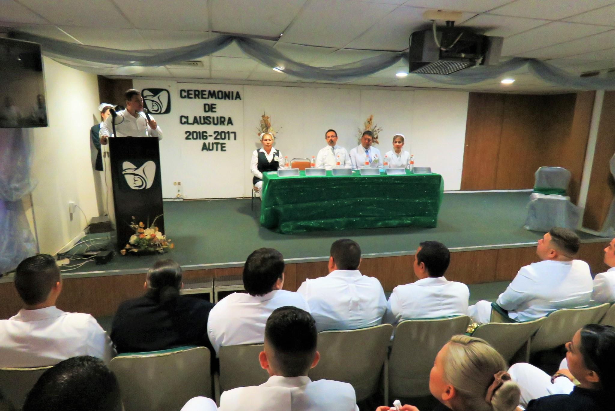 Clausura de AUTE en Sinaloa