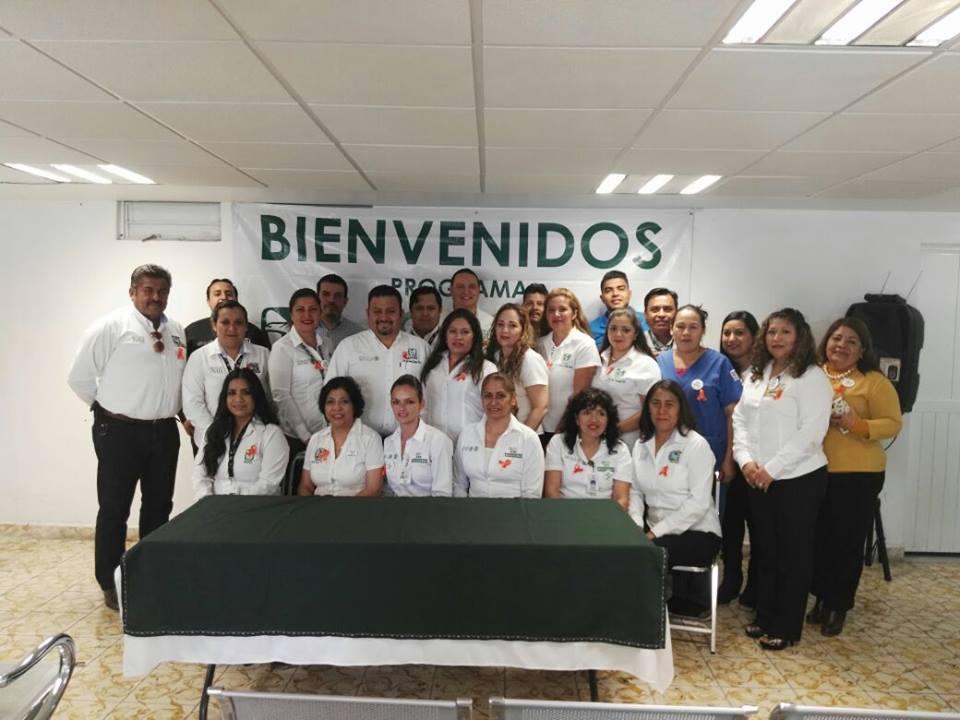 Da inicio el programa SER IMSS en Matehuala
