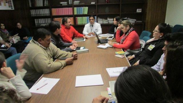 Encabeza Mendoza Morquecho reunión bilateral