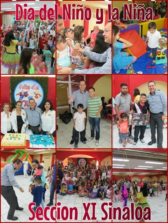 Festejo del Día del Niño y la Niña