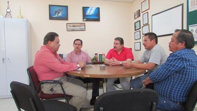 Mendoza Morquecho atiende problemática del HRP, Guadalupe Victoria