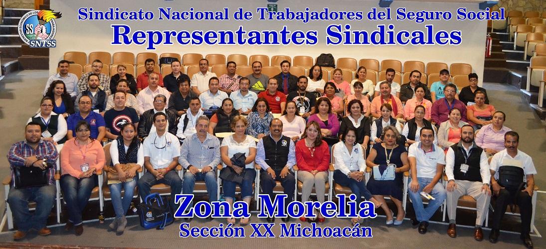 Reunión de trabajo e informativa con representantes sindicales