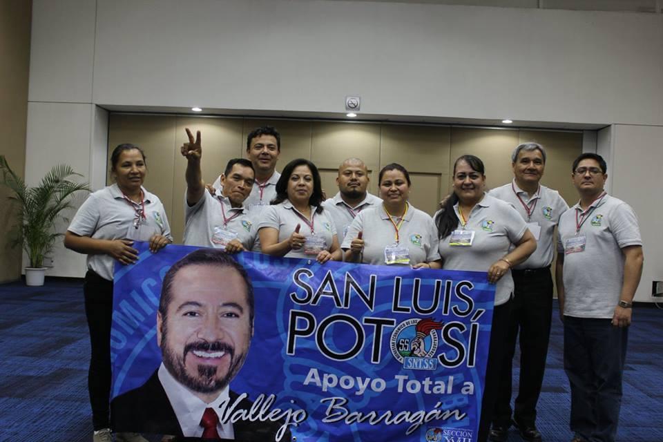 San Luis Potosí presente en el LXXI Consejo Nacional Ordinario