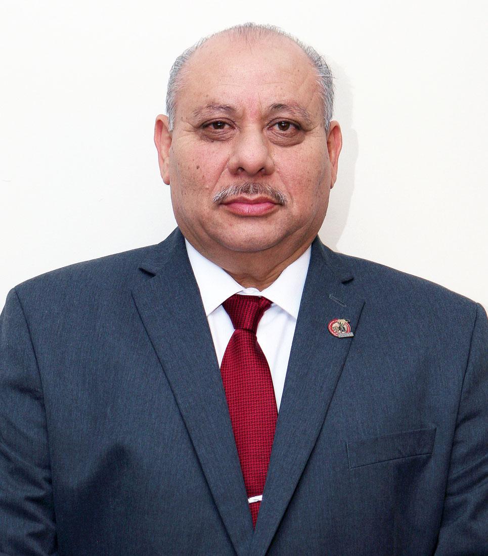 Dr. César Eduardo González Rocha