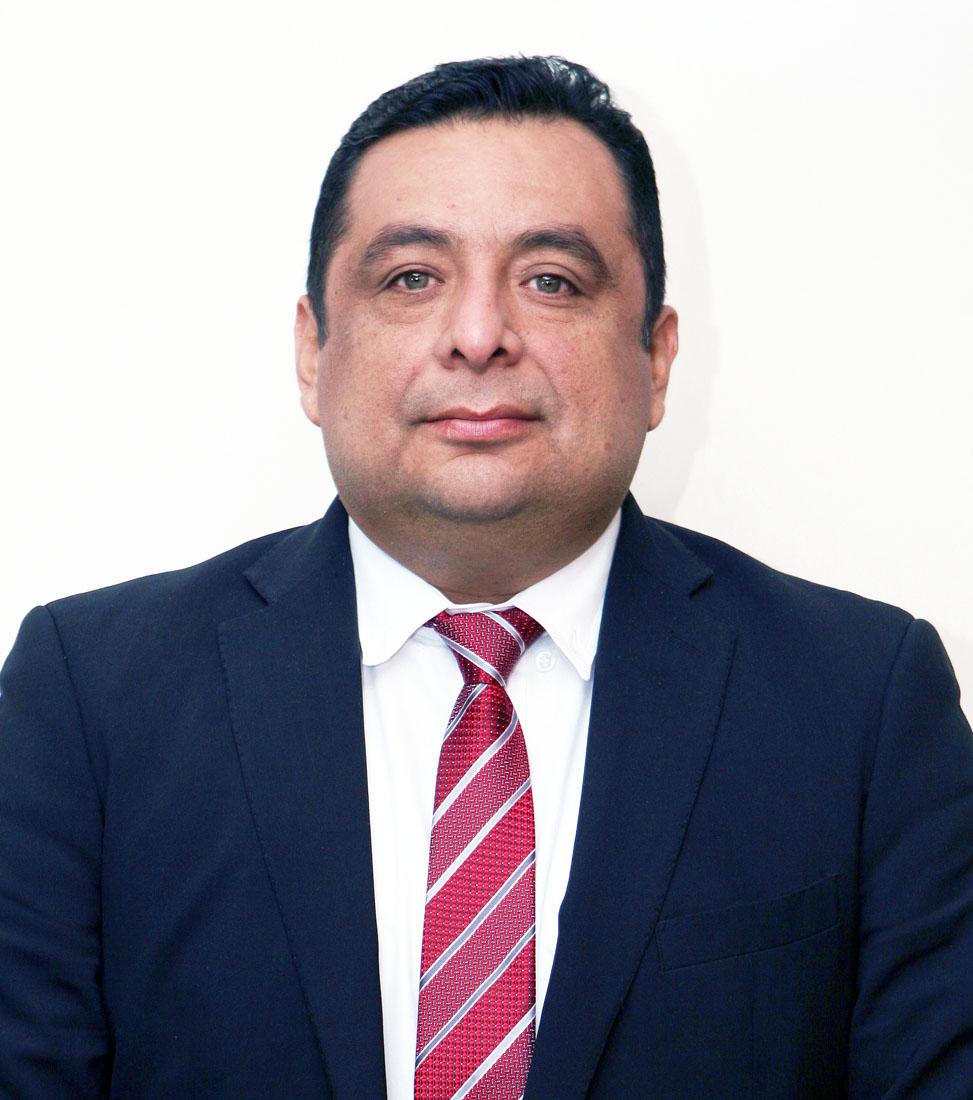 Dr. José Pedro Abraham Pech Magaña