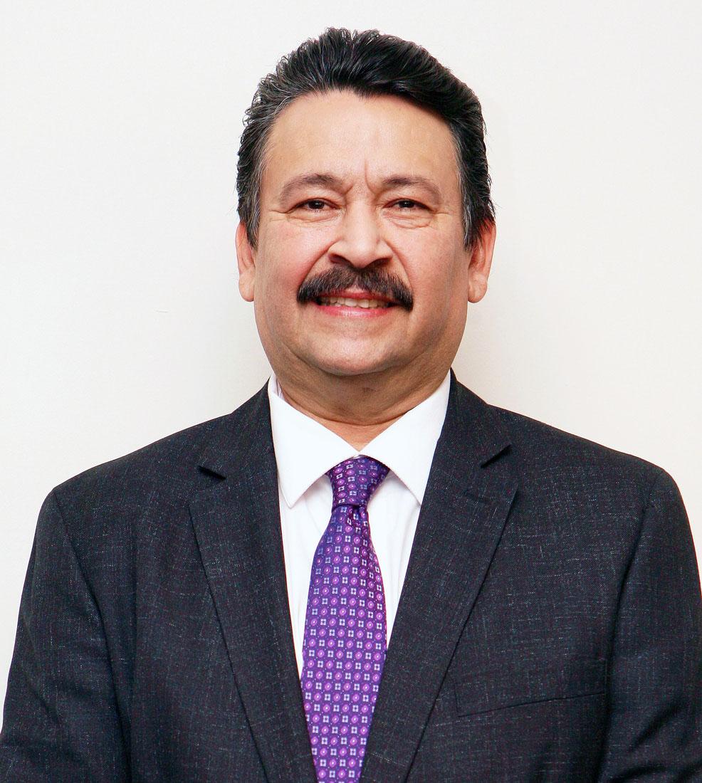 Dr. Pedro Luis Ramírez Perales
