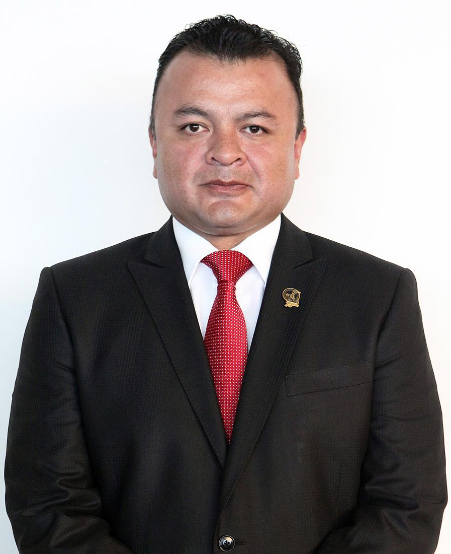 Enfro. Luis Enrique Zenteno López