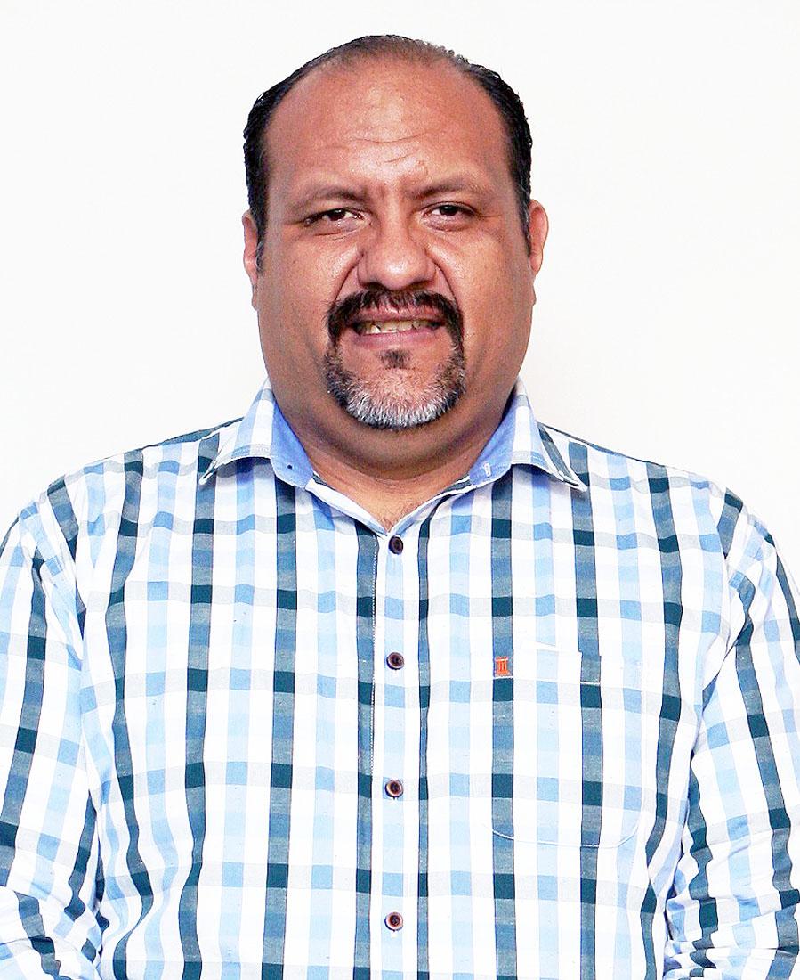 Ing. Gilberto Daniel Castillo Garcia