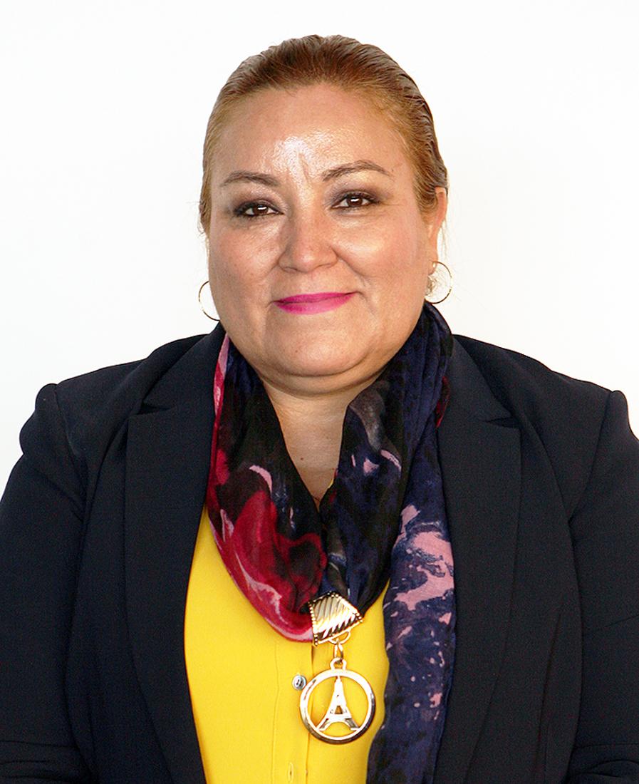 Enfermera Minerva Angelica Vazquez