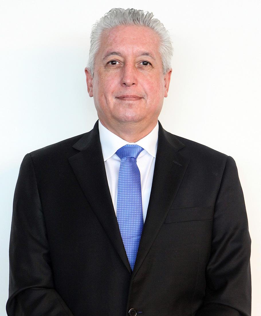Quím. José Luis Humberto Garza Ibarra