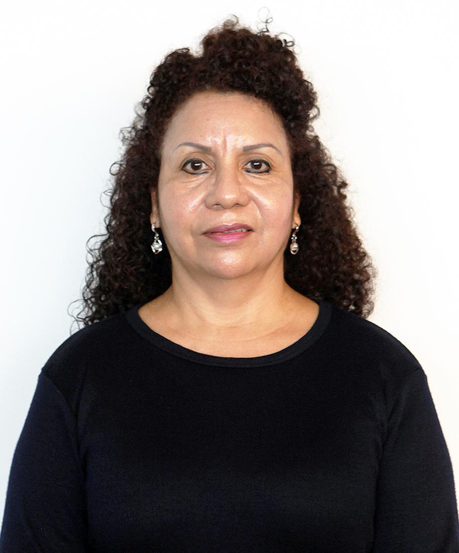 Enfermera Rosebel Solis Sanchez